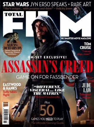 Assassin's Creed: la copertina di Total Film