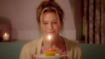 Bridget Jones's Baby: Renée Zellweger in una scena