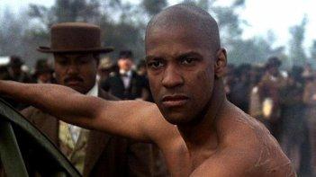 Glory - Uomini di gloria: Denzel Washington in una scena del film