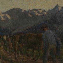 Giovanni Segantini - Magia della luce: un'opera pittorica di Segantini visibile nel documentario