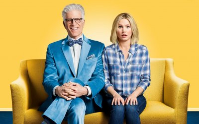 The Good Place: in Paradiso con Kristen Bell