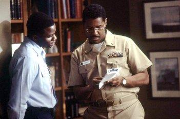 Antwone Fisher: Denzel Washington in un momento del film