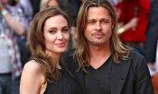 Angelina Jolie e Brad Pitt, la favola di Hollywood in cinque capitoli