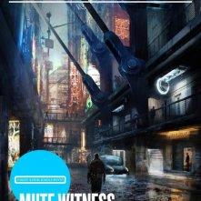 Mute: un concept art del film di Duncan Jones