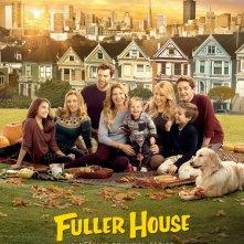 Fuller House: un poster per la seconda stagione