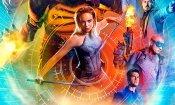 Legends of Tomorrow: il poster della seconda stagione