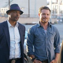 Lethal Weapon: le star Damon Wayans Sr. e Clayne Crawford