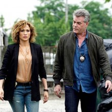 Shades of Blue: i protagonisti Jennifer Lopez e Ray Liotta