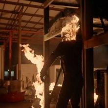Agents of S.H.I.E.L.D.: il fiammeggiante Ghost Rider nell'episodio The Ghost