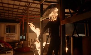 Agents of S.H.I.E.L.D.: il fiammeggiante Ghost Rider nell'episodio The Ghost