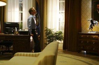 Designated surivor: il protagonista Kiefer Sutherland