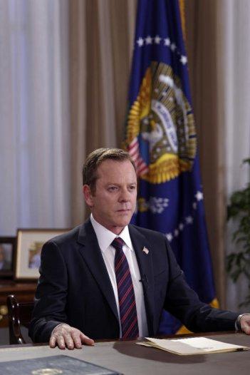 Designated surivor: l'attore Kiefer Sutherland nel pilot