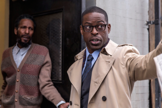 This is Us: Ron Cephas Jones e Sterling K. Brown nel pilot