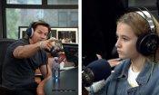 Mark Wahlberg, la performance rap mette in imbarazzo sua figlia