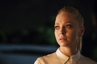 Mr. Robot: Portia Doubleday in una foto del season finale