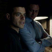 Mr. Robot: Rami Malek e Martin Wallstrom nel season finale