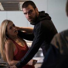 The Slap: Zachary Quinto durante una scena della miniserie