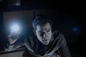 The Exorcist: un'immagine dell'attore Alfonso Herrera