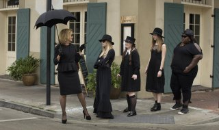 American Horror Story, Jessica Lange in Coven