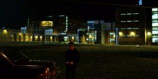 Mr. Robot: Rami Malek in una scena dell'episodio eps1.5_br4ve-trave1er.asf