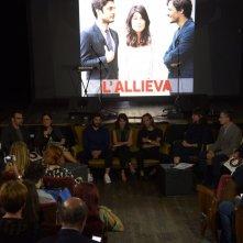L'Allieva: il cast alla presentazione della serie
