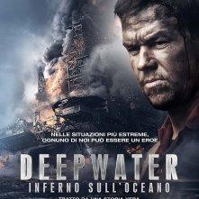 Locandina di Deepwater Horizon - Inferno sull'Oceano