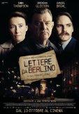 Locandina di Lettere da Berlino