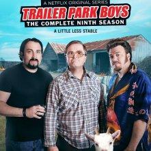 Trailer Park Boys: la locandina della serie