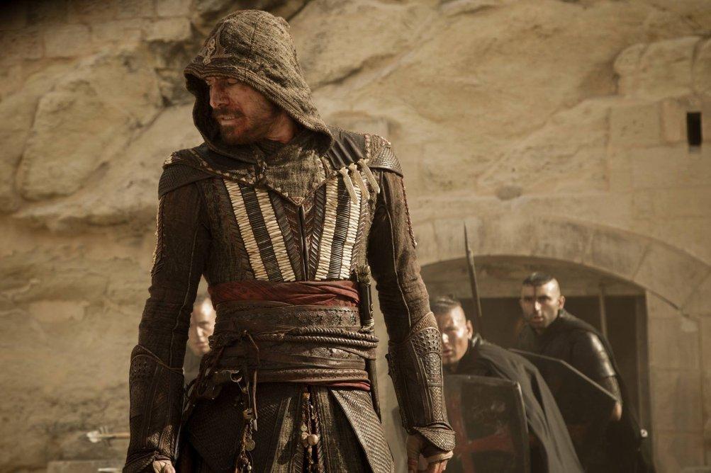 Assassin's Creed: Michael Fassbender in un momento drammatico
