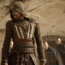 Assassin's Creed: Michael Fassbender in un momento drammatico
