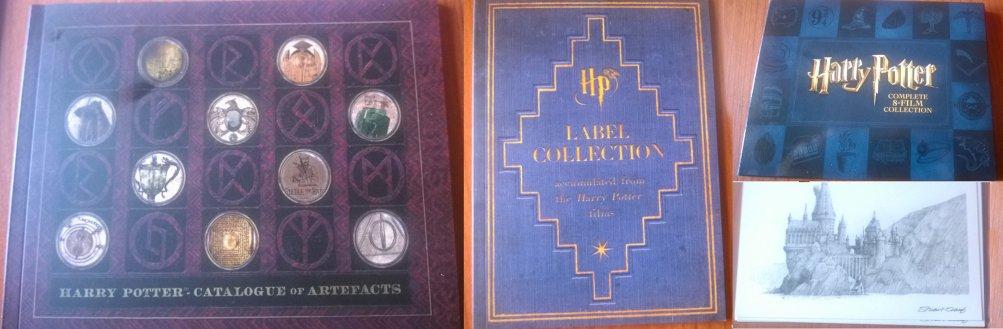I gadget della Harry Potter Collection
