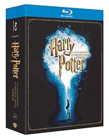 La Harry Potter 8 film collection