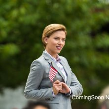 Rock That Body: Scarlett Johansson in una foto scattata sul set