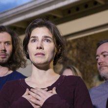 Amanda Knox: un'immagine del documentario