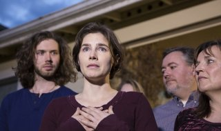 Amanda Knox: un'immagine del documentario