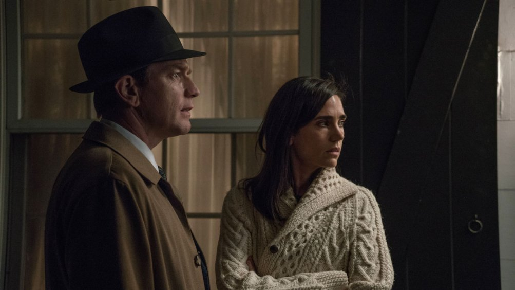 Jennifer Connelly ed Ewan McGregor in American Pastoral