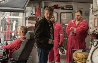 Deepwater Horizon: Kurt Russell in una scena del film