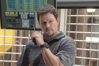 Deepwater Horizon: Mark Wahlberg in una scena del film