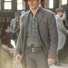Westworld: James Marsden interpreta Teddy Flood