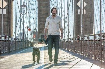 John Wick: un'immagine di Keanu Reeves