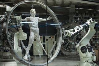 Westworld: un'immagine della serie della HBO
