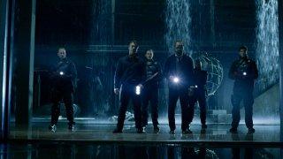 Westworld: un'immagine della première