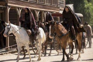 Westworld: una foto del resort al centro della storia