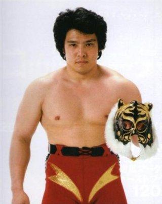 L'uomo Tigre: un atleta della lotta libera