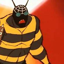 L'Uomo Tigre: uno dei numerosi avversari del campione di lotta libera