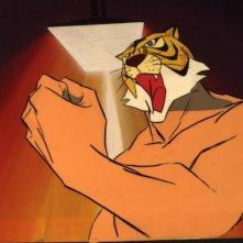L'Uomo Tigre: un momento della serie animata