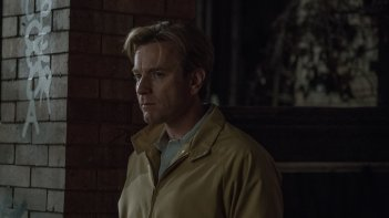 American Pastoral: Ewan McGregor in un momento del film