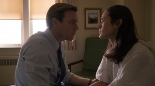 American Pastoral: Ewan McGregor e Jennifer Connelly in una scena del film