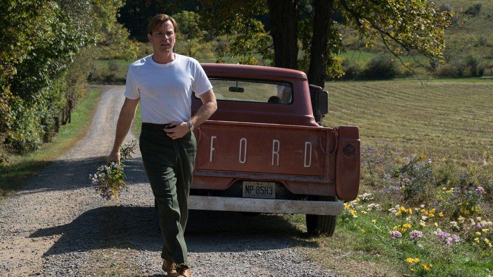 American Pastoral: Ewan McGregor in una scena del film