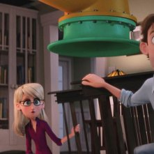 Cicogne in missione: un'immagine del film animato